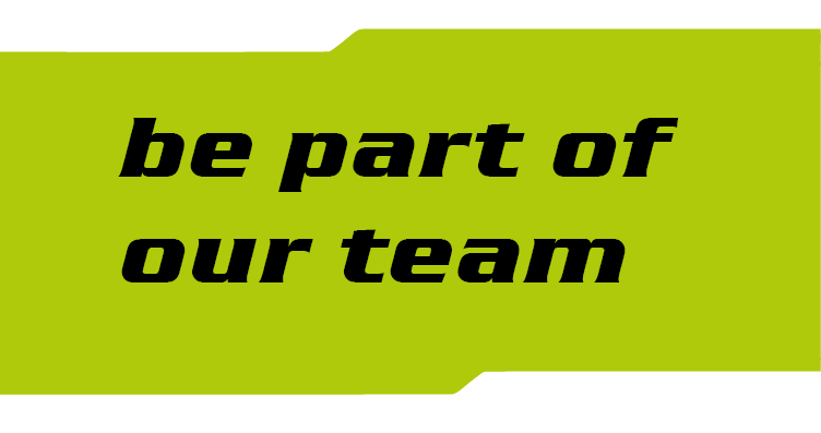 be part of our team_01